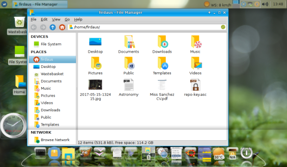screenshot xfce gtk appearance